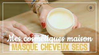 DIY – Baume capillaire avant shampooing