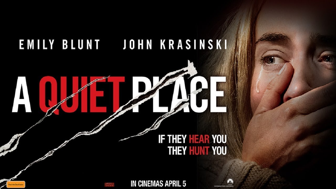 A Quiet Place (2018) Movie Review | One Of The Best Movie of 2018 - YouTube