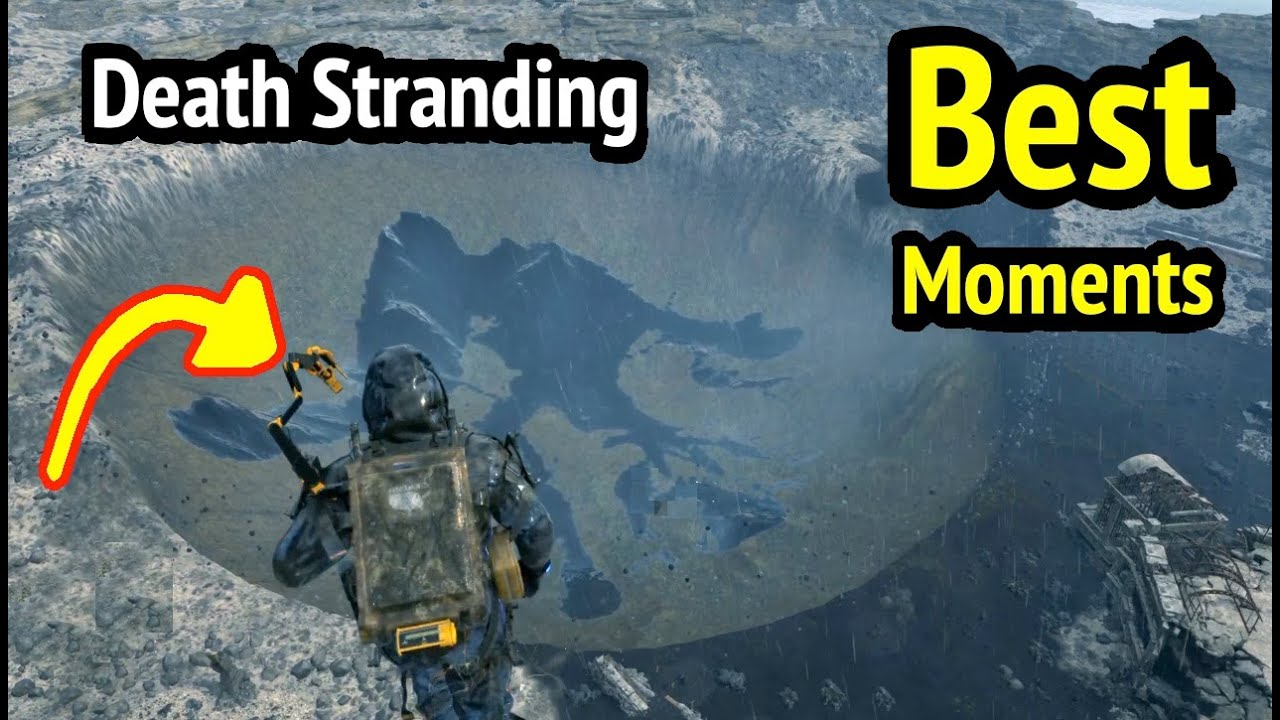 Best Moments in Death Stranding thumbnail