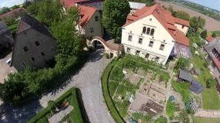 Luftaufnahmen Gut Wildberg Frühling 2016 HD