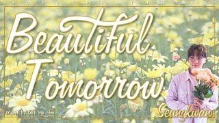 SEVENTEEN/Seungkwan (세븐틴/승관) - Beautiful Tomorrow (뷰티풀 투모로) Color Coded Han/Rom/Eng Lyrics