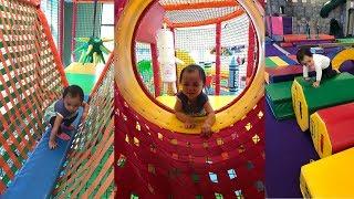 Fun Indoor Playground Kids Play Area Children Activities Pretend City
