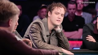 2016 WSOP Main Event:  Michael Ruane Eliminated in 4th Place ($2,576,003)