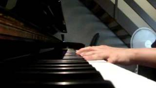 蓝色生死恋 祈祷 钢琴自弹 PIANO~
