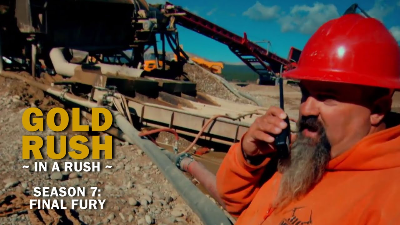 gold rush season 7 episode 2 stream