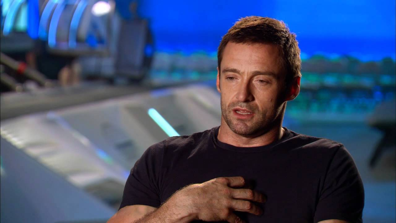 Hugh Jackman Talks New Robot Boxing Movie Real Steel  YouTube