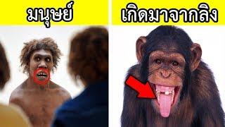 10 ความเชื่อผิดๆ ในวิชาชีววิทยา ที่จะทำให้คุณถึงบางอ้อ (คนไม่ได้เกิดจากลิง?)