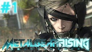 Скачать Metal Gear Rising Revengeance Raiden Bölüm 1
