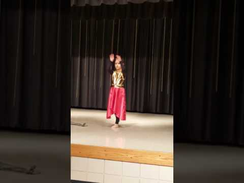 Lake Forest Elementary talent show