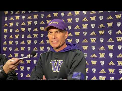 HC Chris Petersen - November 21, 2019 - Colorado Gameweek