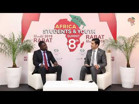 ASYS TV   Interview With Thione Niang: Co Founder, AKON LIGHTING AFRICA