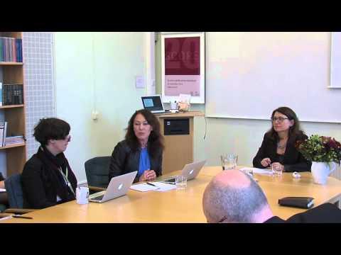 Score Lecture on Organization - Marie-Laure Djelic