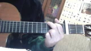 Vivre pour le meilleur (chant et guitare)