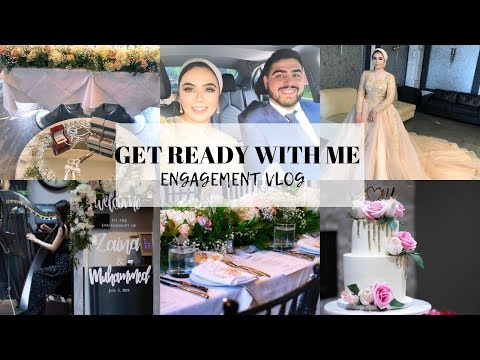 GET READY FOR MY ENGAGEMENT VLOG!!!   Zaina Moussa