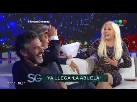 La cómica anécdota de Darín en el Palacio de la Moncloa - Susana Giménez