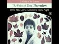 Teri Thornton - Left Alone