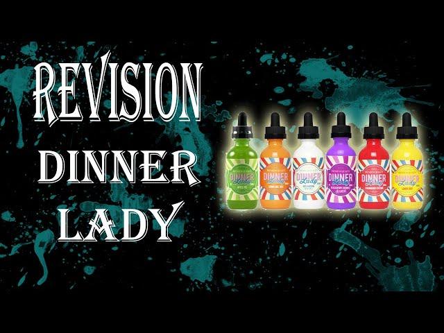 Dinner Lady, Revisión líquidos en Español