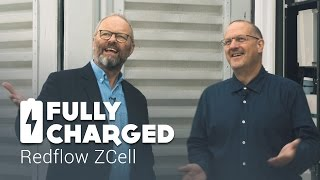 Redflow ZCell batteries for home renewable energy storage | Fully Charged