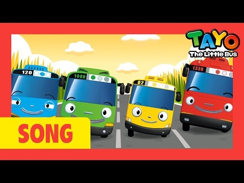 Tayo Song London Bridge is Falling Down l Nursery Rhymes l Tayo the Little Bus