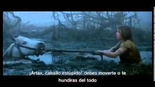 Mis escenas favoritas - LA MUERTE DE ARTAX - La Historia Interminable (subtítulos en español)