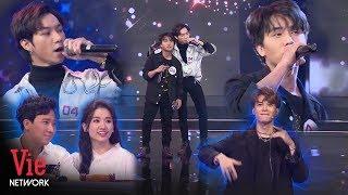 Anh Tú nhún nhảy không ngừng với hit triệu view Kém Duyên của cặp đôi RUM - NIT | Giọng Ca Bí Ẩn
