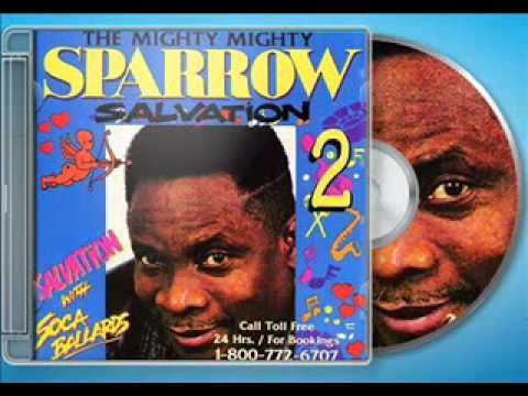 Mighty Sparrow -  I'll Be There (Medley)