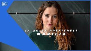 "Jugamos con MARILIA (OT 2018) a ""¿A QUIÉN PREFIERES?"" | The Hall Of Stars"