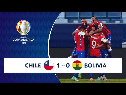 HIGHLIGHTS CHILE 1 - 0 BOLIVIA   COPA AMÉRICA 2021   18-06-21