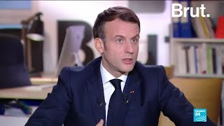 France's Macron 'expects a police officer to be an example', as police brutality accusations surge