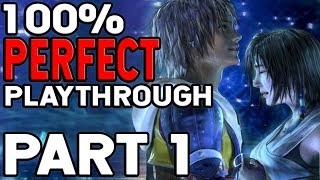 Final Fantasy X 100% Perfect Playthrough Part 1 Time To Wake Up