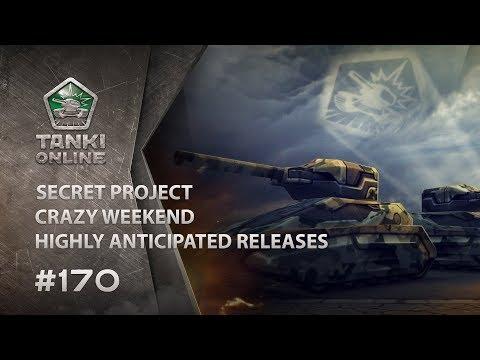 Tanki Online VLOG: Episode 170