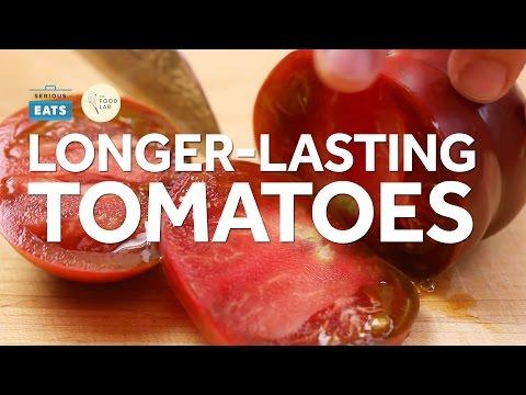 El truco para mantener los tomates frescos durante más tiempo