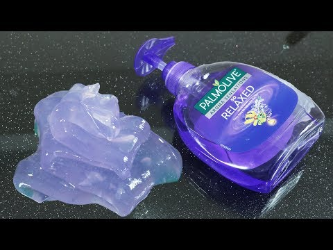 hand-soap-and-sugar-slime,-no-glue-clear-slime-with-hand-soap-and-sugar,-2-ingredients-clear-slime