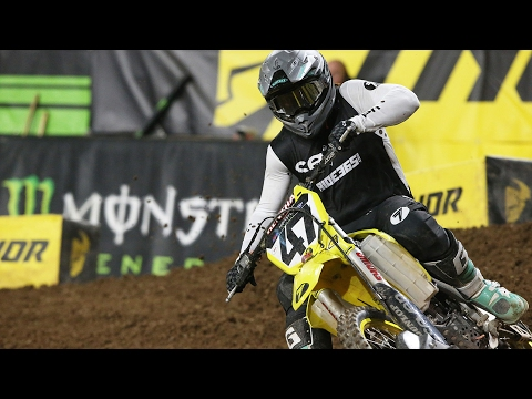 Behind Bars Stewart Moto Video