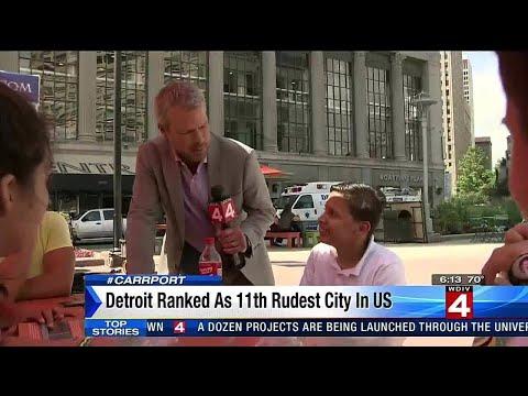 Is Detroit rude?