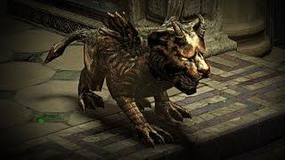 Path of Exile - Bronze Gargoyle Pet