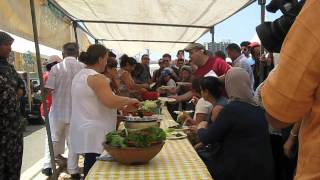 The Tabbouleh Day 2012. اليوم الوطني للتبوله
