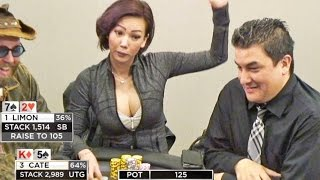 Non-stop Seven-Deuce Pain!!! (7 Times in 1 hour!) ♠ Commentator Night Special on Live at the Bike!