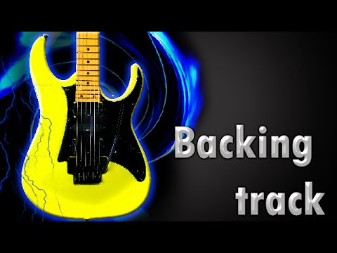 Backing Track  Journey  Separate Ways + TAB