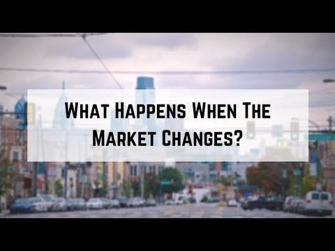 Market Cycles: What Happens When The Market Changes?