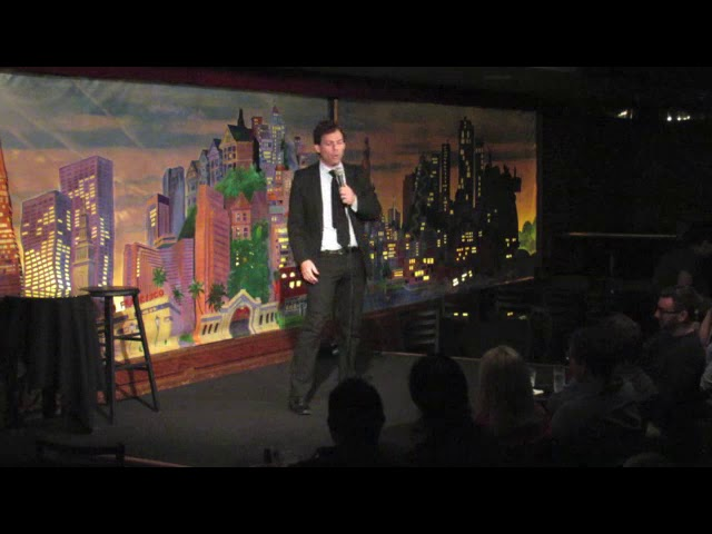 Arthur Gaus live at the Punch Line SF