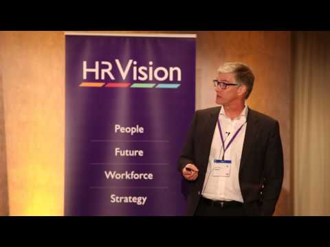 Jerry Tims, VP HR Europe, Middle East, Africa, India, FedEx talk at HR Vision Amsterdam June 2014