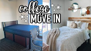 College Move In Vlog | Moving Into My First Apartment | Arizona State University