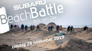 Subaru BeachBattle Wijk aan Zee 2019