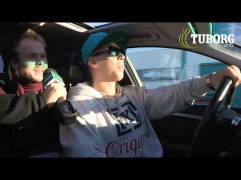 TuborgTV Airwaves 2012 - Gísli Pálmi á rúntinum.