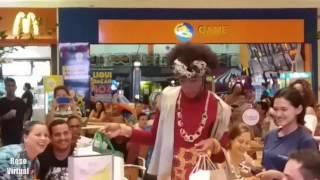 FRASES DE MAINHA no Salvador Norte Shopping, Salvador, Bahia (28/04/2017)