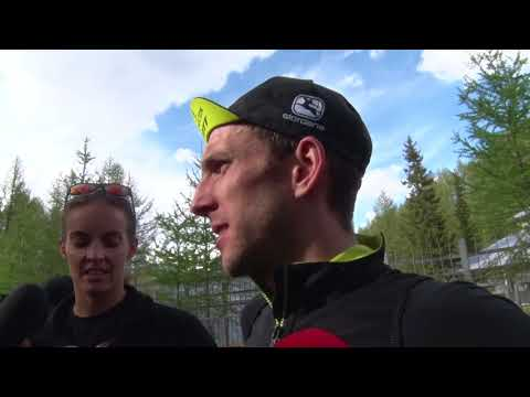 Simon Yates - Post-race interview - Stage 19 - Giro d'Italia / Tour of Italy 2018