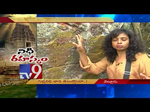 Udayagiri's hidden treasure mystery! || Nellore District || Nidhi Rahasyam - TV9