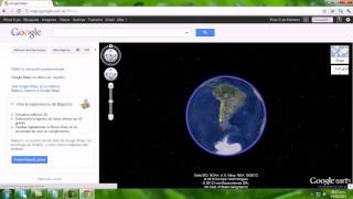 Como descargar google earth ultima verción Free HD Video