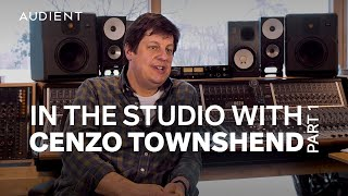 Cenzo Townshend & Decoy Studios - In The Studio with Cenzo Townshend Pt.1